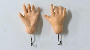"""Mains standard pour  poupées anciennes"""" STA 5"""" Antique doll hands Standard"""