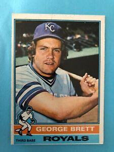 1976-Topps-Baseball-Card-19-George-Brett-Kansas-City-Royals-HOF