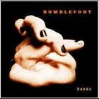 Hands by Bumblefoot (CD, Jan-1999, Hermit Inc.)