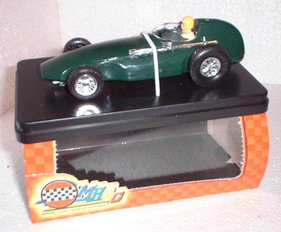 Qq MRRC MC9902 VANWALL F1 1957 (laiton châssis) VERT