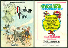 Philippine National Bayaning Pilipino Illustrated Komiks PANDAY-PIRA Comics