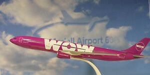 Herpa-Wings-1-200-SNAP-FIT-Airbus-A330-300-WOW-Air-TF-WOW-611282