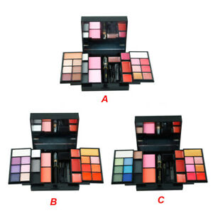 Pro-23-Colors-Eye-Shadow-Cosmetic-Shimmer-Matte-Makeup-Eyeshadow-Palette-Set-New