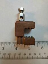 Brass Trailer I Beam Clamp With Ground Wire Hole 6 14 Awg Si 2145a Mobile Home