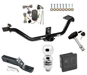 Details about Trailer Tow Hitch For 06-14 Honda Ridgeline Deluxe Package on