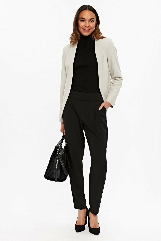 Wallis Womens Grey Open Front Front Front Blazer Brand New b37196