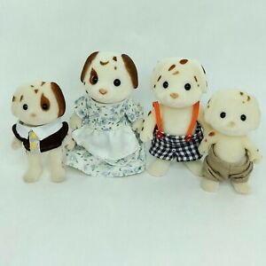 Sylvanian-Families-figure-toy-doll-figurine-Brown-Dalmatian-dog
