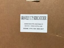 GRAVELY CATCHER 04236613 FOR RIDING MOWER    'NEW IN BOX'