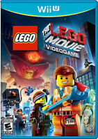 The LEGO Movie Videogame - for Nintendo Wii U - New - Sealed Packaging