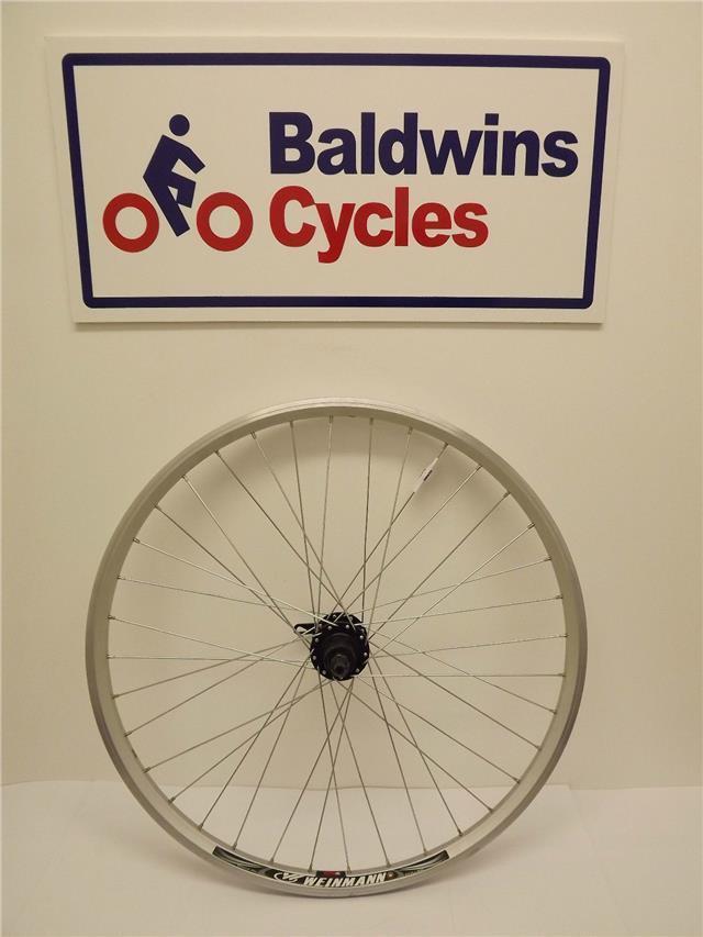 26  REAR DISC BRAKE Mountain Bike Wheel D  WALL 8-9-10 Speed Cassette