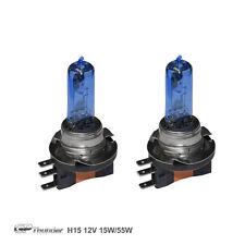 GP-Thunder 7500K H15 15W/55W Super White Xenon Halogen Light Bulbs