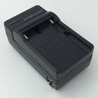 Battery Charger For Sony Handycam Dsr-pd150 Dsr-pd150p Dsr-pd170 Dsr-pd170p