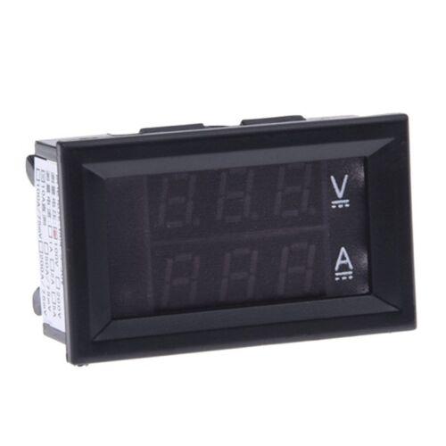 Voltmetre amperemetre numerique multimetre Voltmetre metre de panneau 4,5x2 Z4V7