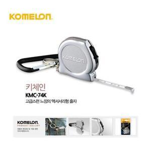 Livraison Rapide Komelon Keychain Ruban à Mesurer 3 M X 6 Mm Dirigeants Mousqueton Kmc-74k Clip Accessoire-afficher Le Titre D'origine MatéRiaux De Haute Qualité