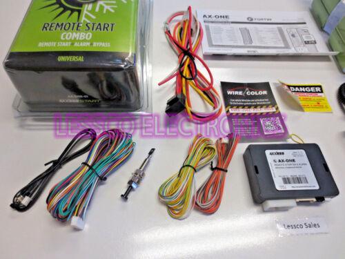 Complete Evo-One Remote Start w// T-Harness for 2011-2016 Scion TC