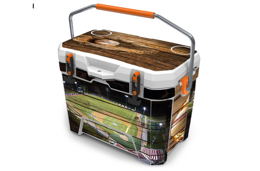 Ozark  Trail Wrap  Fits Old Mold  26qt Cooler 24mil Skin FULL Kit Home Run  guaranteed
