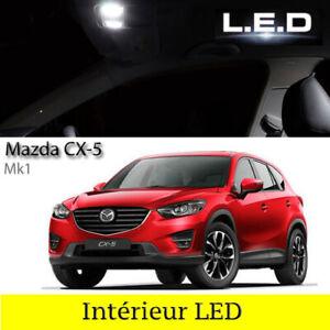 Kit-ampoules-a-LED-pour-l-039-eclairage-interieur-blanc-Mazda-CX-5