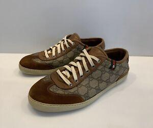 Gucci Sneakers Shoes GG Monogram Pvc