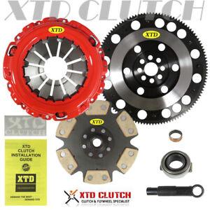 XTD STAGE 4 CLUTCH /& FLYWHEEL KIT 2003 2004 2005 2006 2007 2008 ACCORD TSX 2.4L