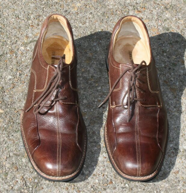 Murphy Shuler Bicycle Leather Oxfords