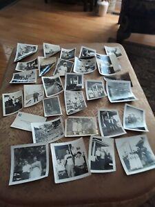 Vintage-Photos-1930-039-s-40-039-s-Collection-of-Photos