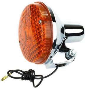 4x Turn Signal Lamp Set   Kawasaki Z 200 250 650 KE 125 175 KH 400 23040-055
