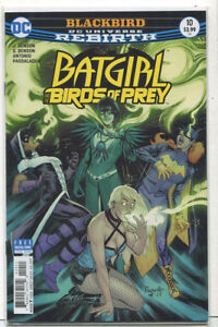 Batgirl-And-The-Birds-Of-Prey-10-NM-Rebirth-Blackbird-DC-Comics-CBX19