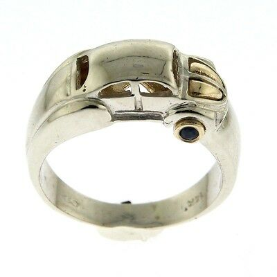New 14k Yellow and White Gold Diamond VolksWagen Beetle Car Ring