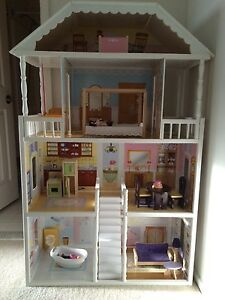 Kidkraft Barbie Doll House Ebay
