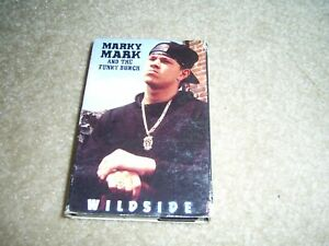 Marky-Mark-and-The-Funky-Bunch-Cassette-Tape-USED-UNTESTED-RARE