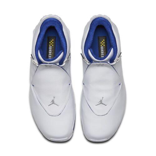 9 Aa2494 2018 Retro Blanco 18 106 Size Blue Nike Jordan Royal Xviii Air wPwTqfv