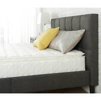 Slumber 1 - 10'' Dream Pillow Top Mattress