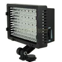 Pro 160-LED Video Light for DV Camcorder Lighting Lamp
