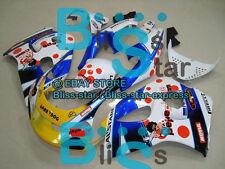 White decals Fairing Fit SUZUKI GSX-R600 GSX-R750 SRAD 97 98 1996-1999 013 A6