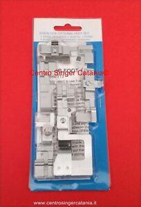 Kit 5 Piedini Piedino Set Accessori per Macchina Taglicuce Singer S14-78 Lidl