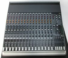 Mackie 1604-VLZ3 16-Ch 4-Bus Digital Mixing Console Professional Compact Mixer