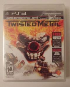 Twisted-Metal-Limited-Edition-PS3-BRAND-NEW