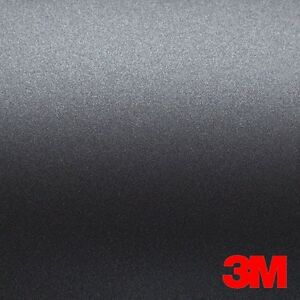 3m scotchprint series 1080 matte dark grey vinyl car wrap 3m1080 35ft x 5ft ebay. Black Bedroom Furniture Sets. Home Design Ideas