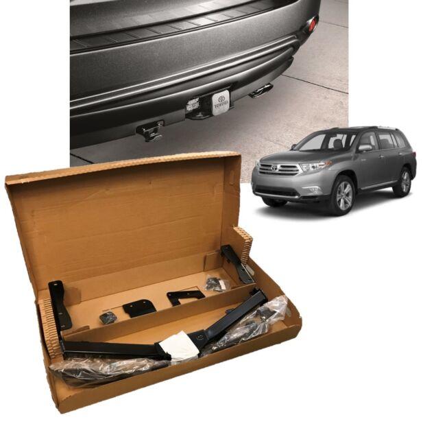 OEM Trailer Hitch Kit Toyota Highlander 11 12 13 for sale online   eBayeBay