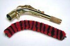 Alto Saxo barítono saxo-HW/Protector De Cuello/Limpiador de cuello de cisne de ladrón Fregona Limpiadora