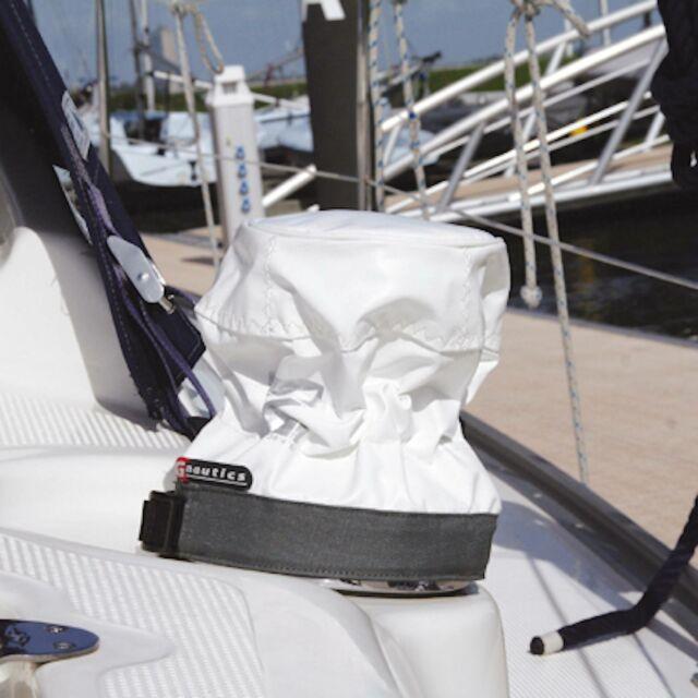 G-nautics Relingsdrahtpolster schwarz 2er Pack