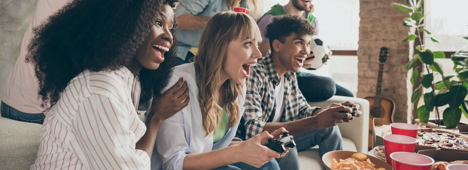 Todo para el gamer - Presiona start