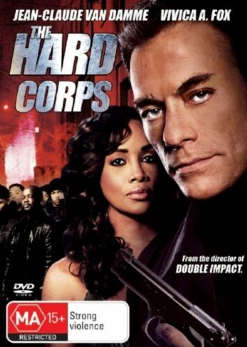 1 of 1 - The Hard Corps DVD Brand New Sealed Region 4