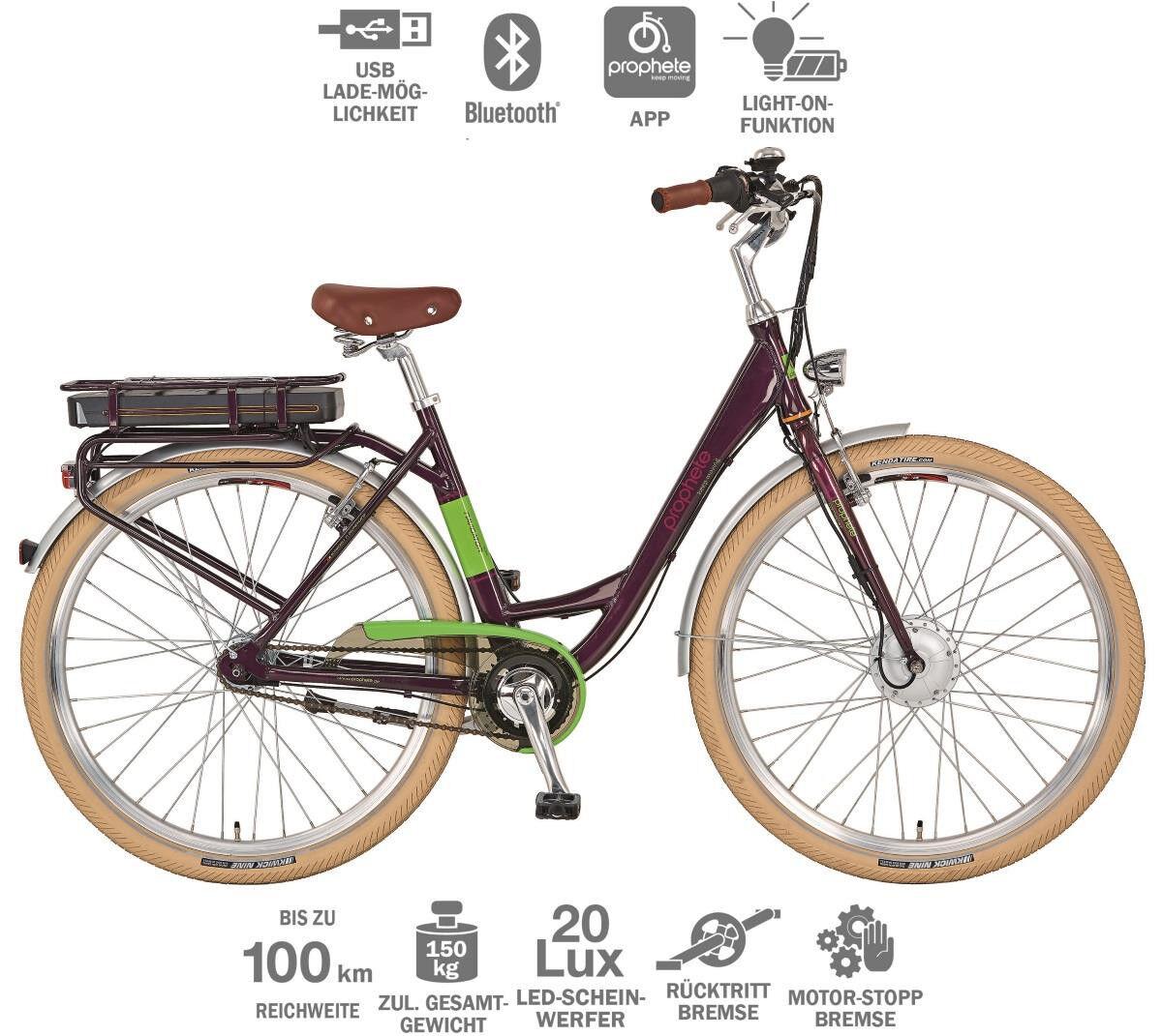 Prophete E-Bike 28