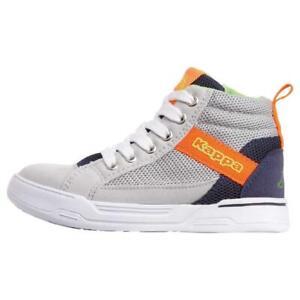 Kappa-Jungen-Keldon-K-Sneaker-Mid-Top-Kinder-Schuhe-260781
