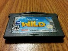 * Walt Disney Pictures Presents The Wild (Nintendo Game Boy Advance GBA, 2006) *