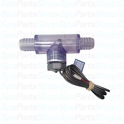 JACUZZI®/Sundance® Spa Part Inline Temp Sensor: Sunspa Tee Fitting - 6600-173