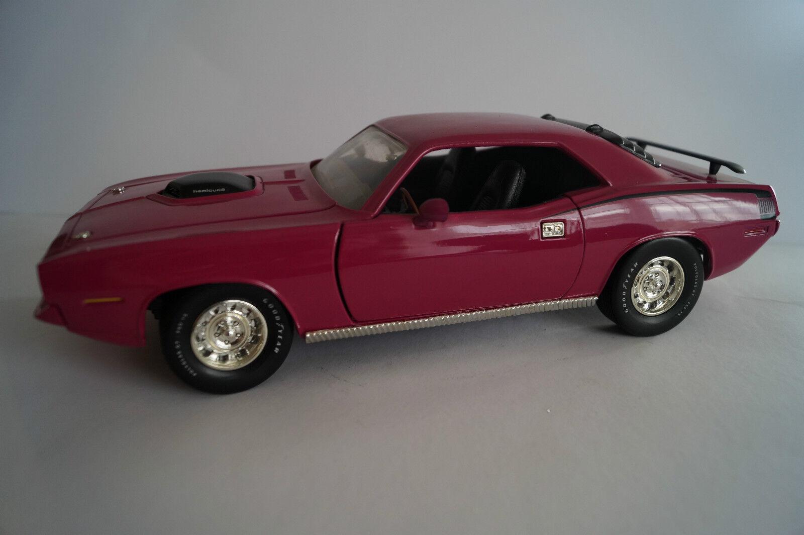 las mejores marcas venden barato Ertl maqueta de coche 1 1 1 18 1970 guda  precios mas bajos