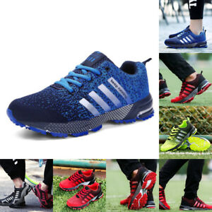 designer fashion a3672 14f46 Details about Men Women Keep Running Shoes Outdoor Mesh Light Shoes Jogging  Sneakers Athletics