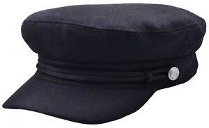 b0e2388a207 Womens Girls or Mens Fiddler Cap Ladies Baker Boy Hat Newsboy ...